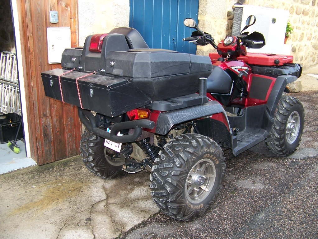 POLARIS Sportsman 800 TOURING 2008 photo 2