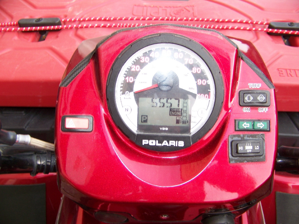 POLARIS Sportsman 800 TOURING 2008 photo 3