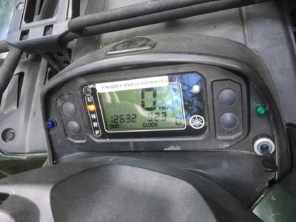 YAMAHA Grizzly 660  2003 photo 3