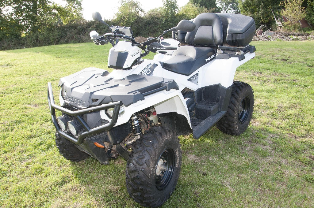 POLARIS Sportsman 570 touring 2015