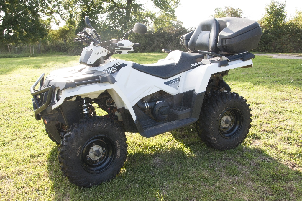 POLARIS Sportsman 570 touring 2015 photo 2