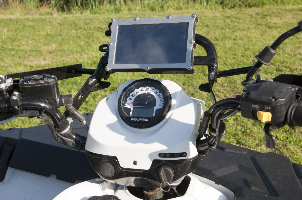 POLARIS Sportsman 570 touring 2015 photo 3