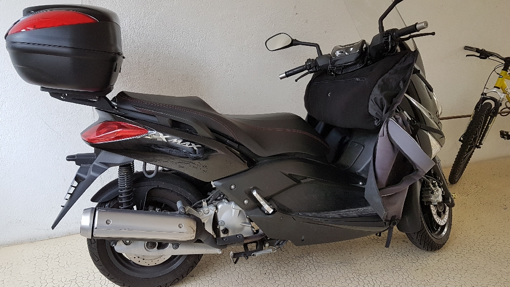 YAMAHA X-Max 125  2013 photo 1