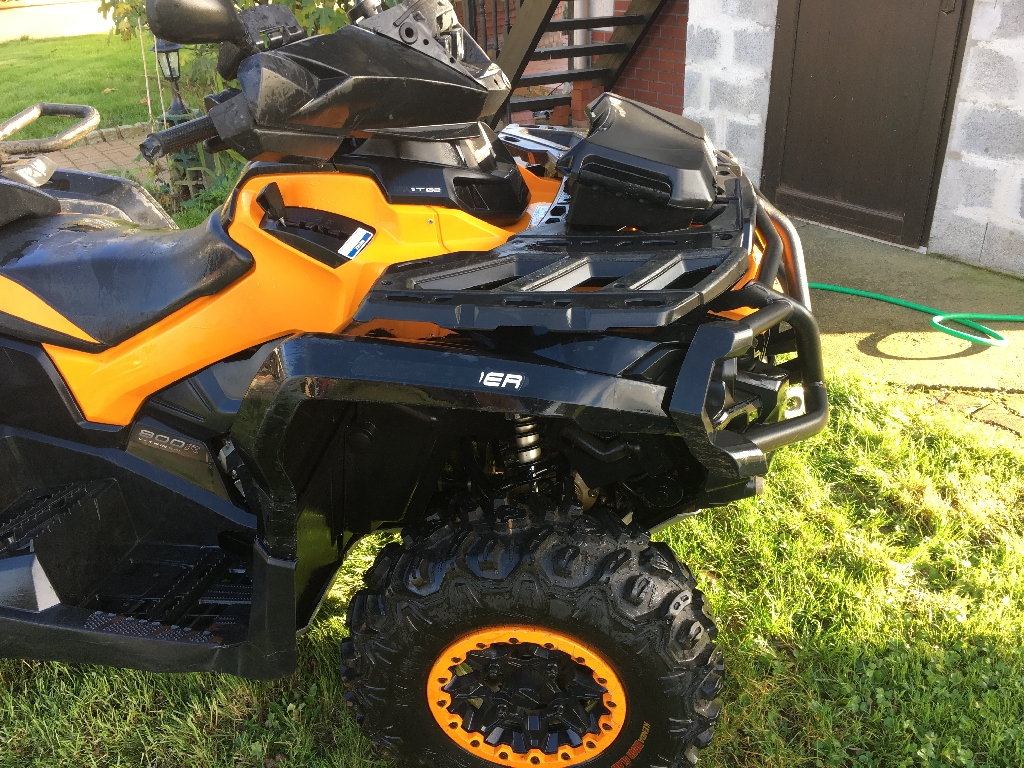 CAN-AM BOMBARDIER Outlander 800 XTP 2014