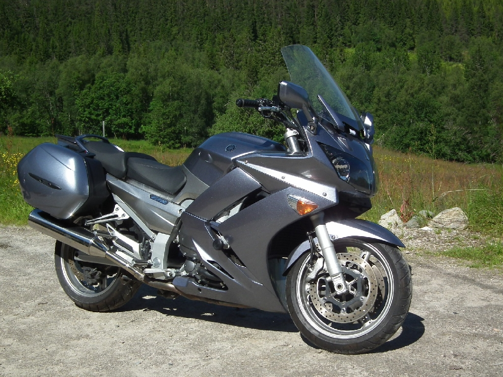 YAMAHA FJR 1300 ABS  2009 photo 1