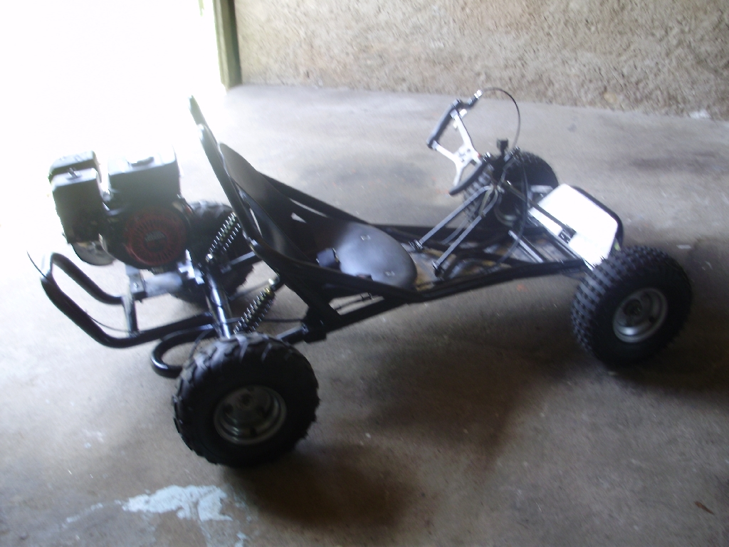 AUCUNE Buggy 50 kart cross 2006 photo 1