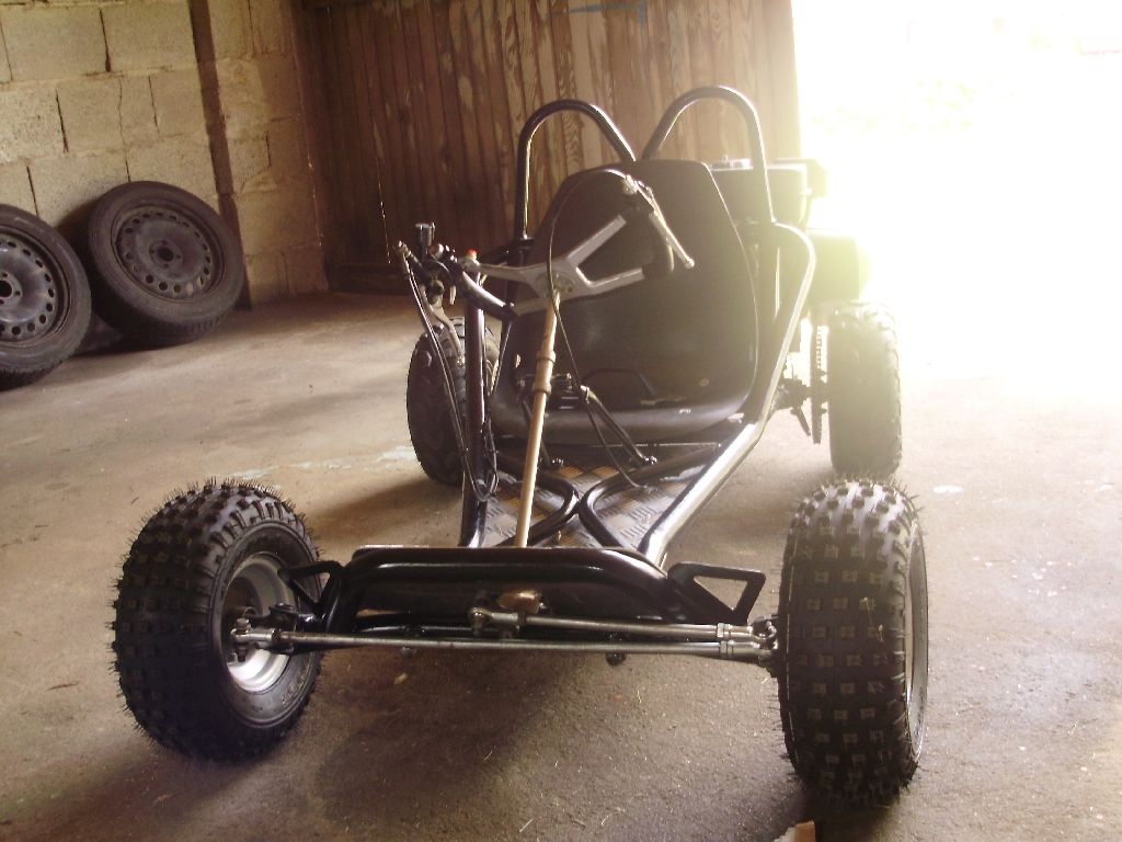 AUCUNE Buggy 50 kart cross 2006 photo 2