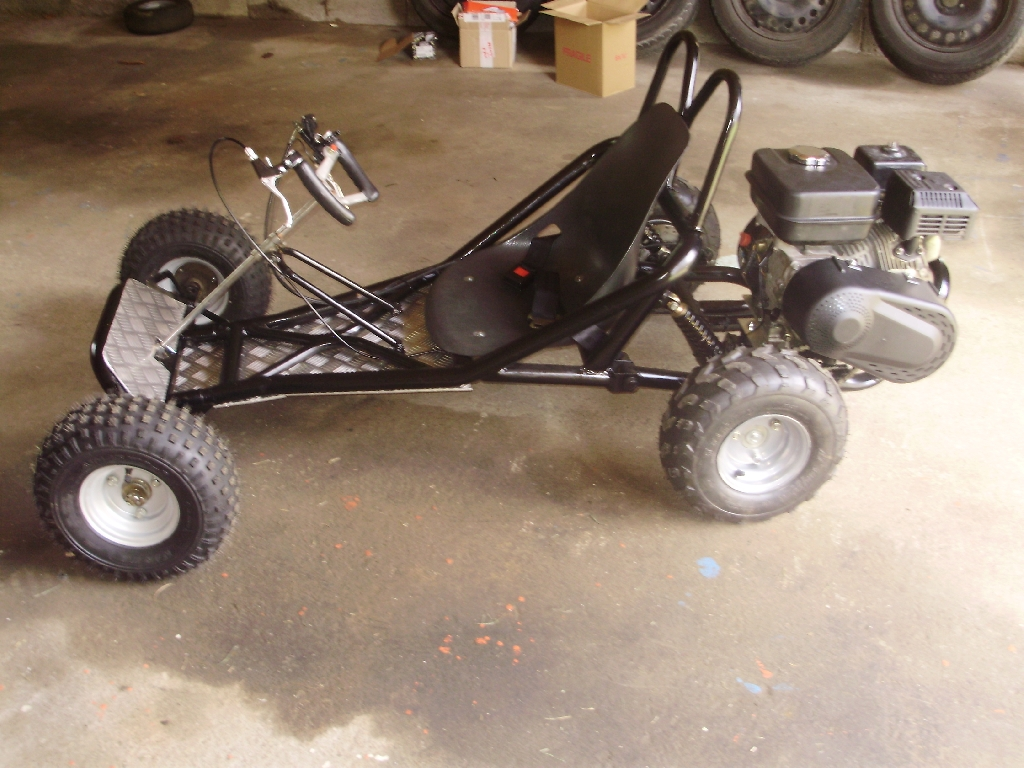 AUCUNE Buggy 50 kart cross 2006 photo 3