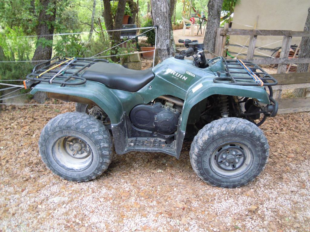 quad yamaha kodiak 400 occasion