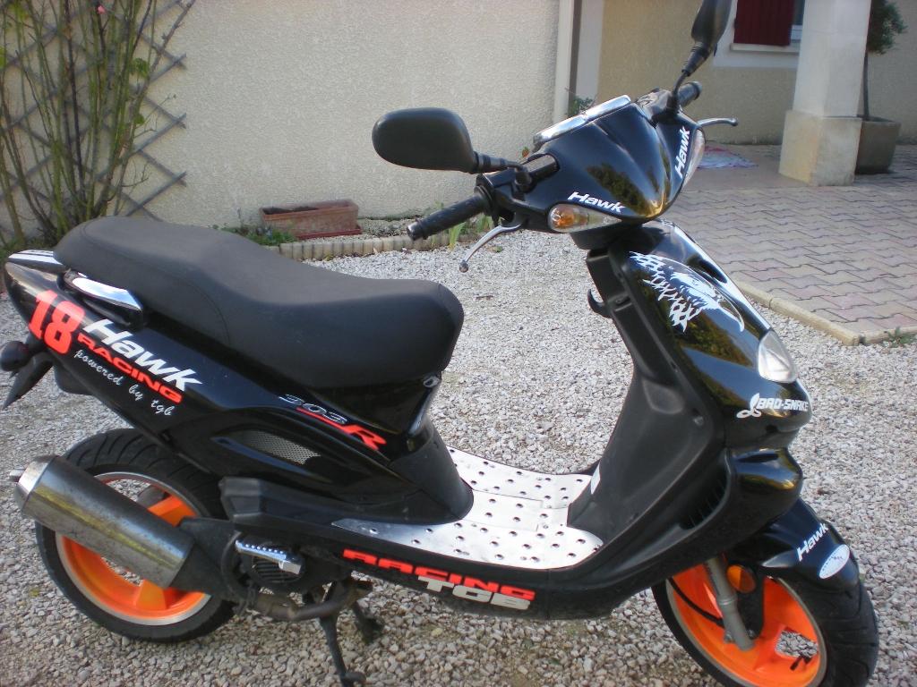 moto scooter tgb