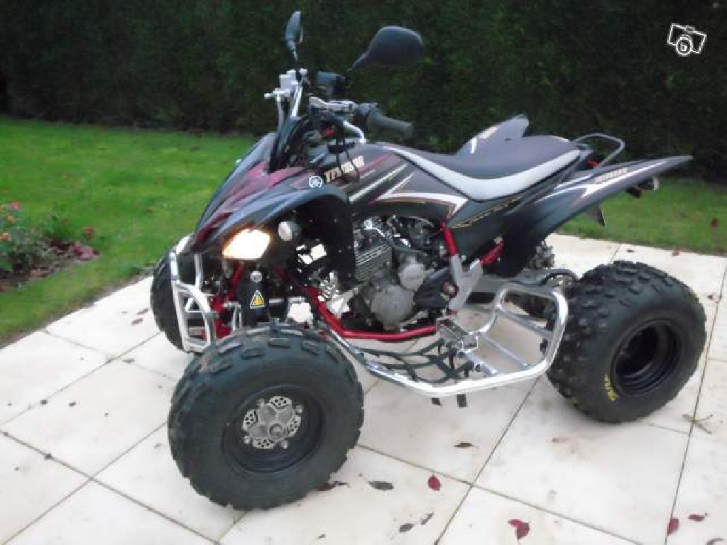 yamaha yfm 250 r raptor special edition 2009 d occasion 27000 evreux eure 4 000 km 3 400. Black Bedroom Furniture Sets. Home Design Ideas