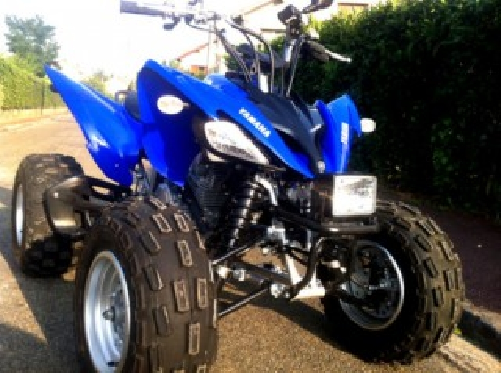 yamaha yfm 250 r raptor 2011 d occasion 47000 agen lot et garonne 2 100 km 3 500. Black Bedroom Furniture Sets. Home Design Ideas