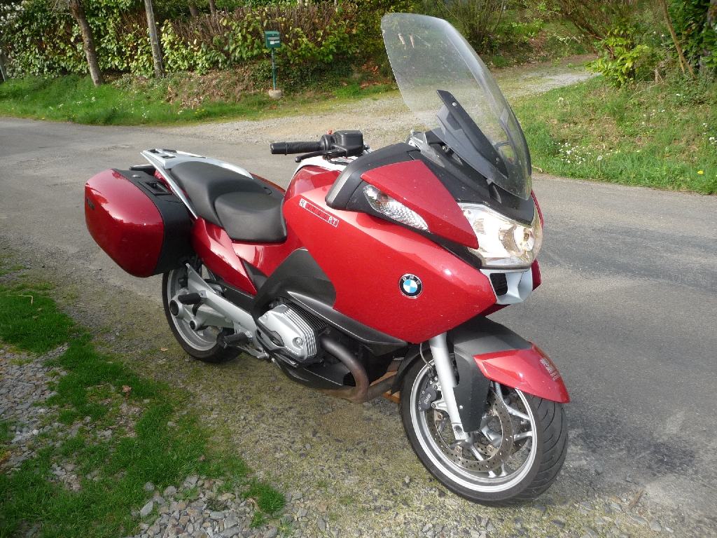 bmw r 1200 rt 2005 d occasion 35830 betton ille et vilaine 49 500 km 9 200. Black Bedroom Furniture Sets. Home Design Ideas