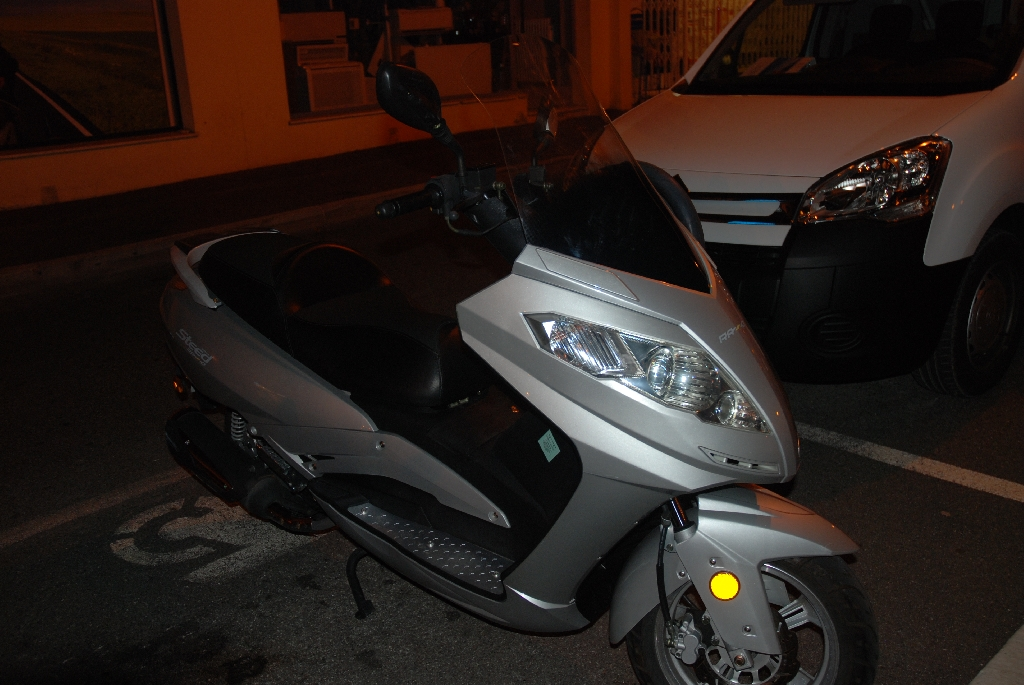 RAZZO Steed 125  2011 photo 1