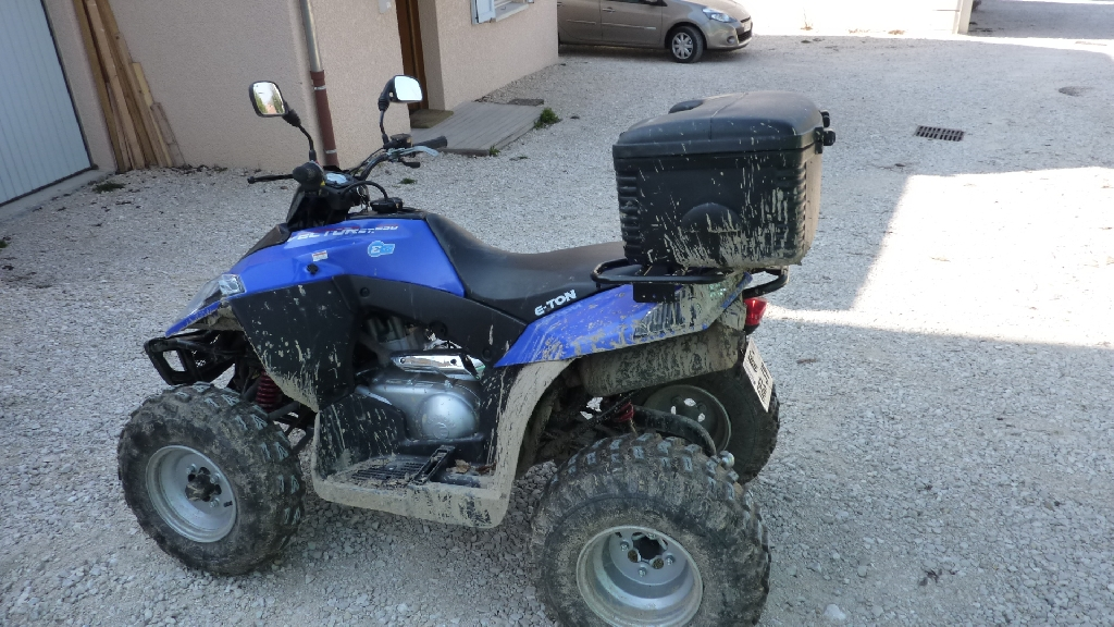 E-TON Vector 250  2006 photo 1