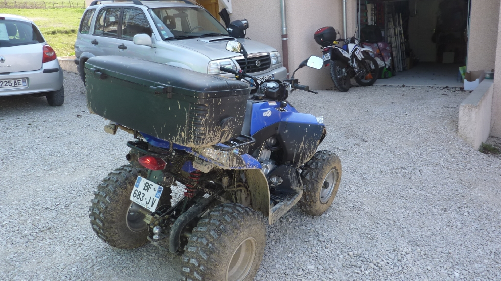 E-TON Vector 250  2006 photo 2