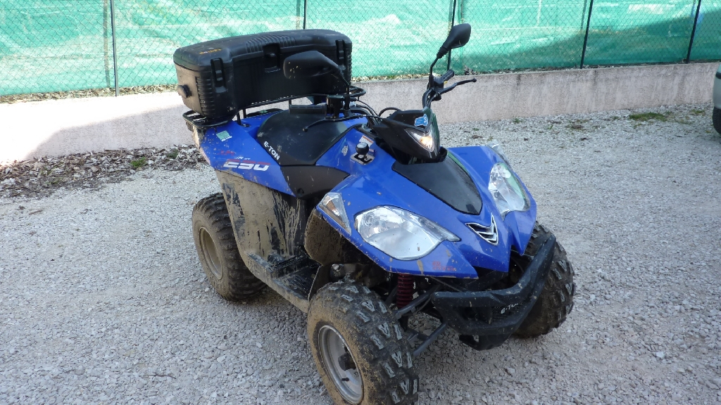 E-TON Vector 250  2006 photo 3