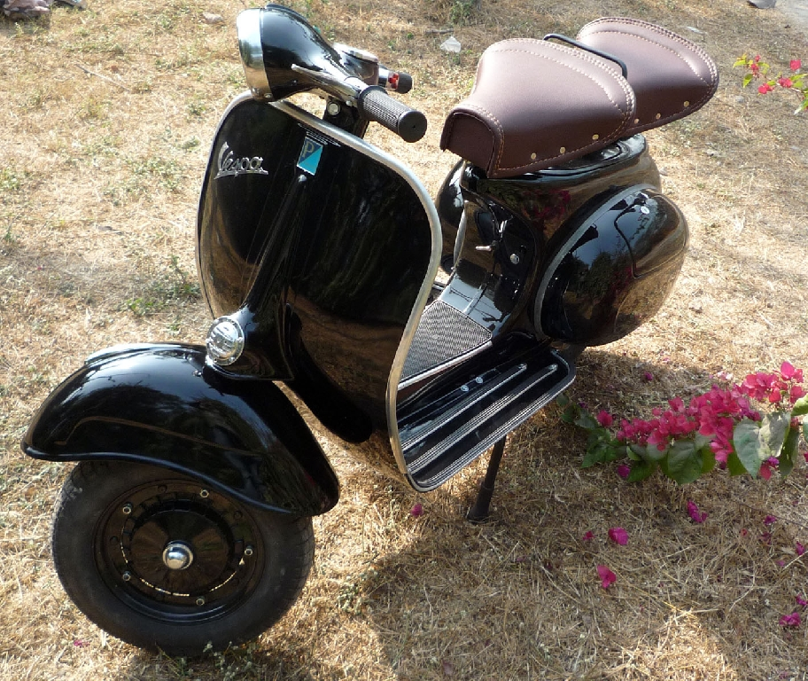 piaggio vespa 125 1967 d occasion 68770 ammerschwihr. Black Bedroom Furniture Sets. Home Design Ideas