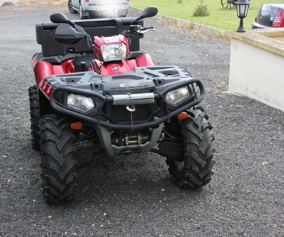 quad polaris 250 occasion