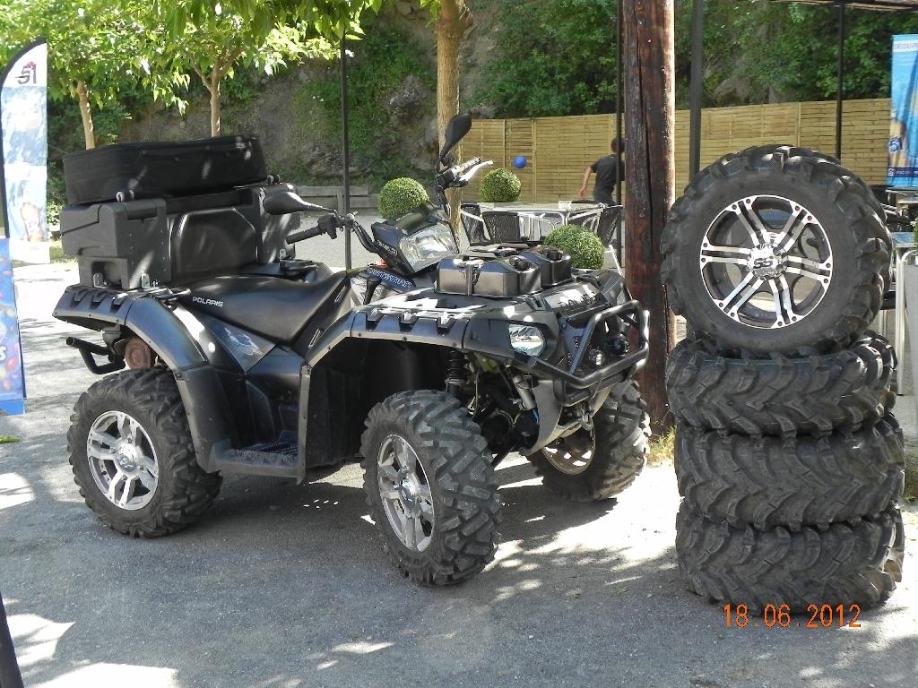 quad polaris 850 xps occasion
