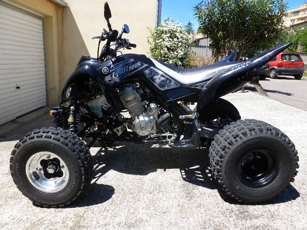 yamaha yfm 700 r raptor 2010 d occasion 11000 carcassonne aude 3 600 km 8 000. Black Bedroom Furniture Sets. Home Design Ideas