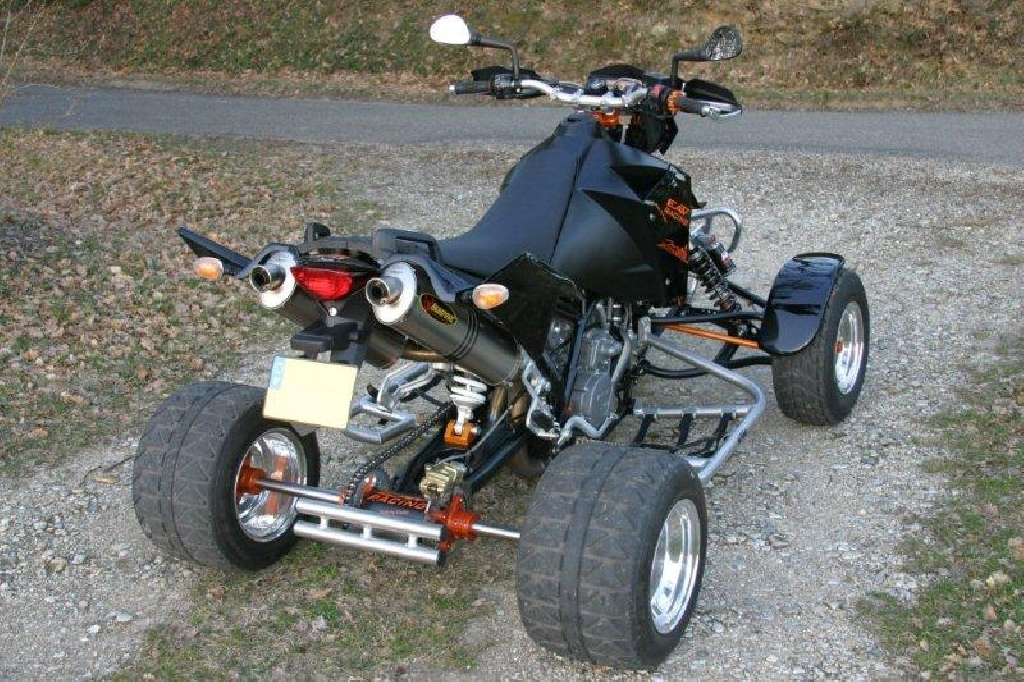 E-ATV 950 SM Super Motard 2006 photo 2