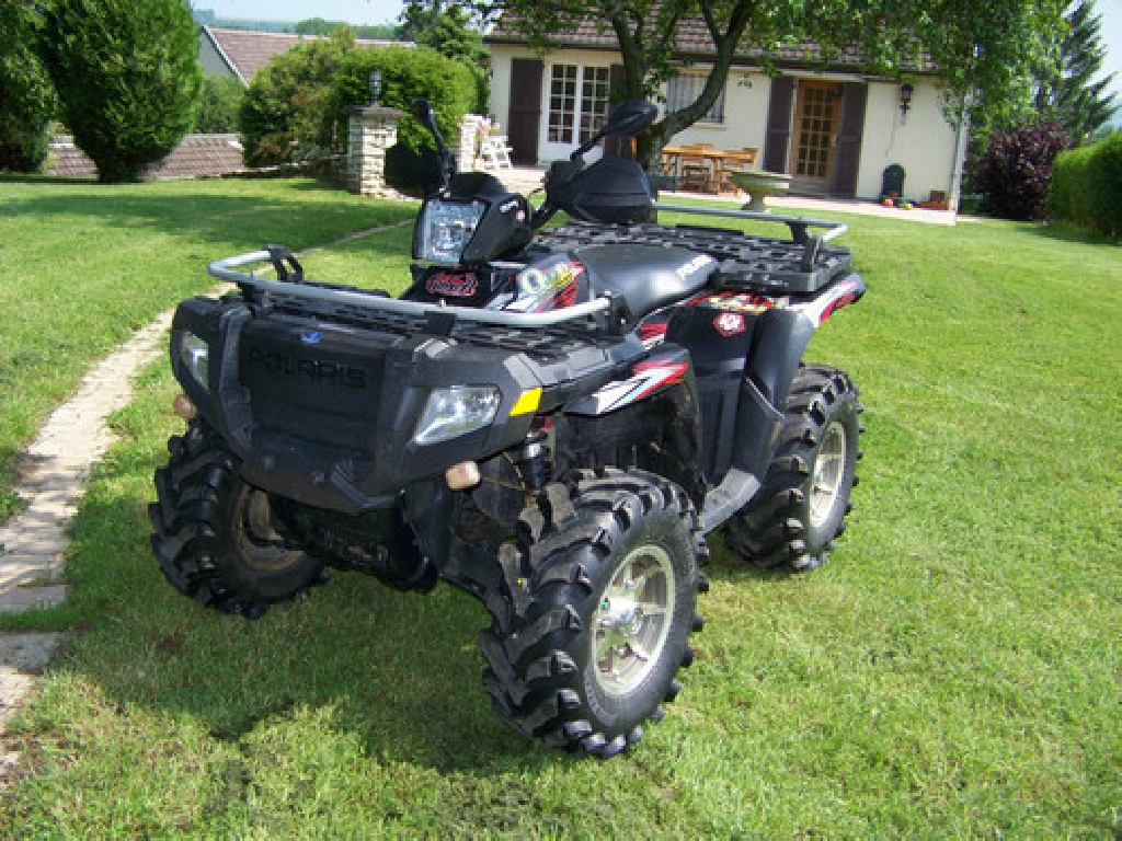 polaris sportsman 500 2008 d occasion 64000 pau pyr n es atlantiques 3 200 km 3 200. Black Bedroom Furniture Sets. Home Design Ideas