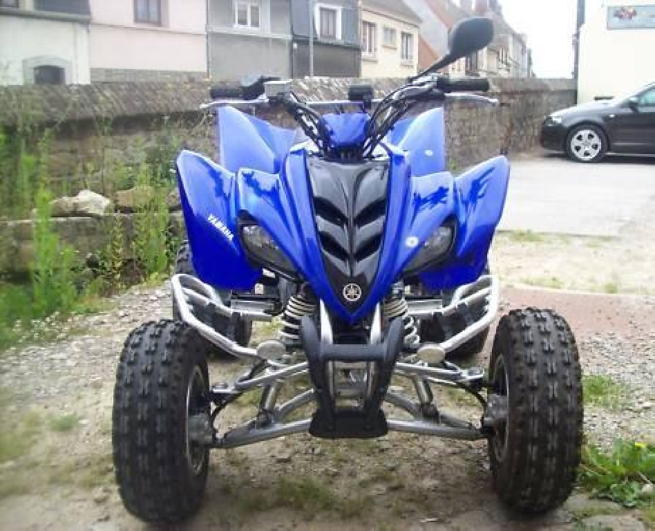 yamaha yfm 350 r raptor 2006 d occasion 67000 strasbourg bas rhin 2 600 km 1 850. Black Bedroom Furniture Sets. Home Design Ideas