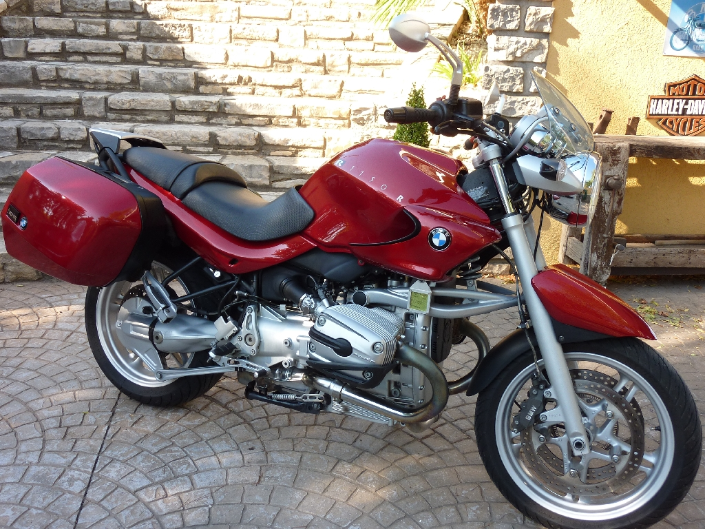 bmw r 1150 r 2003 d occasion 30000 nimes gard 67 000 km 5 900. Black Bedroom Furniture Sets. Home Design Ideas