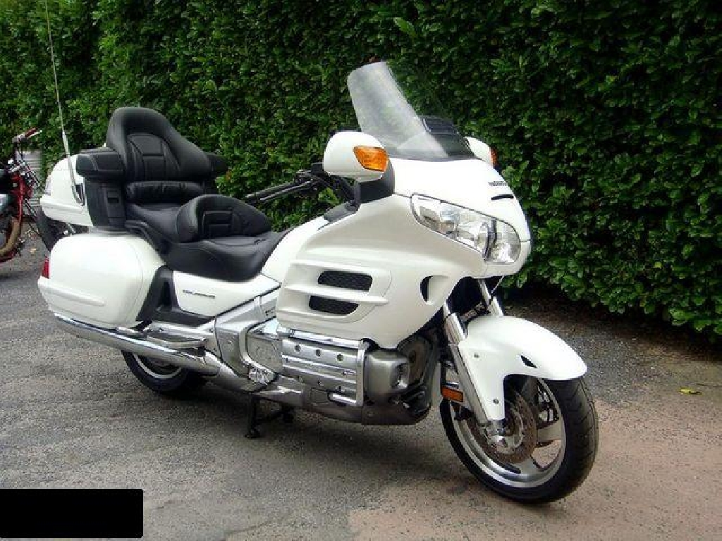 honda gl 1800 goldwing 1996 d occasion 57000 moselle moselle 66 800 km 6 990. Black Bedroom Furniture Sets. Home Design Ideas