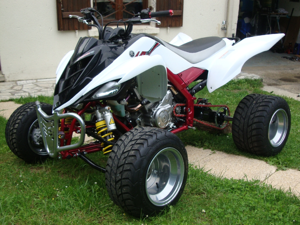 yamaha yfm 700 r raptor 2009 d occasion 95270 asniere sur oise val d 39 oise 3 000 km 7 500. Black Bedroom Furniture Sets. Home Design Ideas