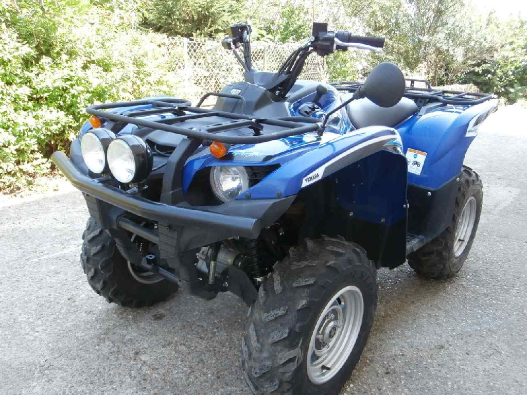 yamaha grizzly 700 2011 d occasion 39140 bletterans jura 2 230 km 8 500. Black Bedroom Furniture Sets. Home Design Ideas