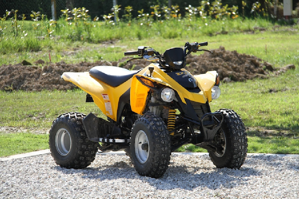CAN-AM BOMBARDIER DS 250  2006