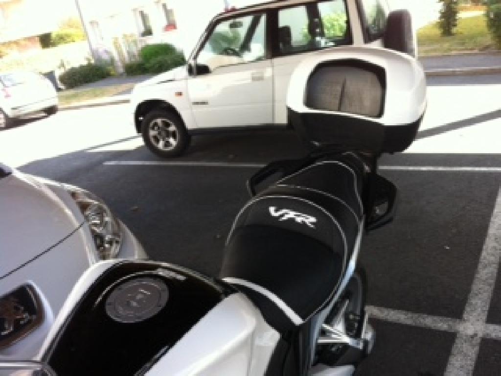 Honda vfr 1200 2011 d occasion 45800 st jean de braye for 45800 code postal