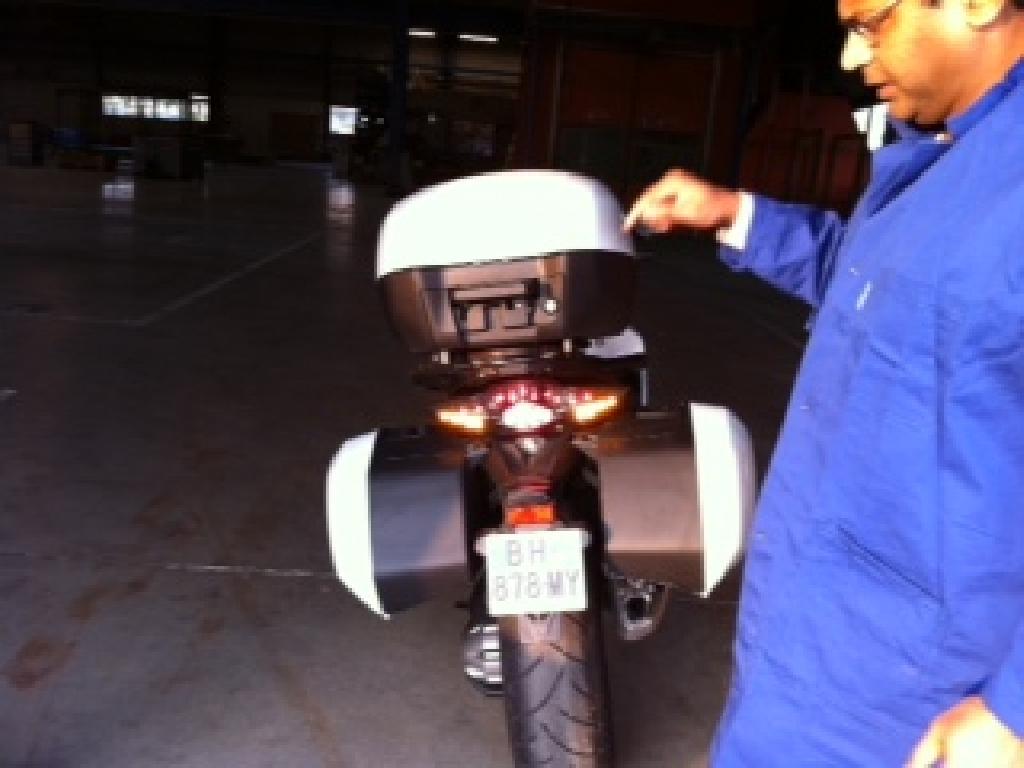 Honda vfr 1200 2011 d occasion 45800 st jean de braye for Code postal 45800