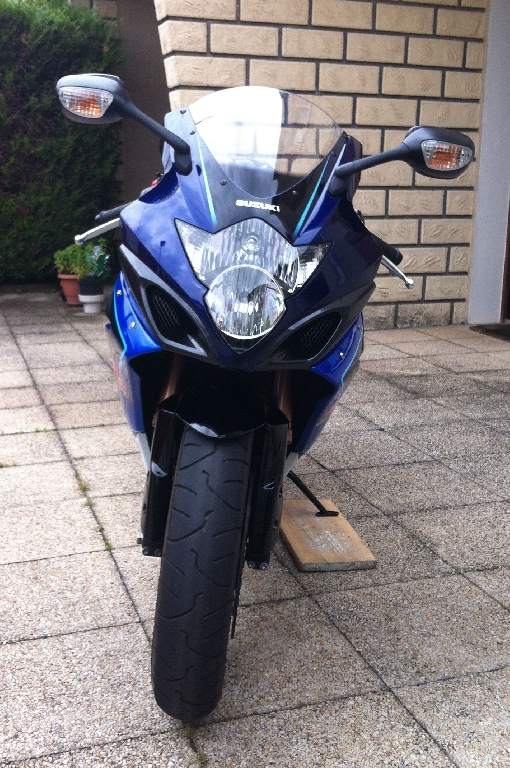 SUZUKI GSX-R 1000  2006 photo 3