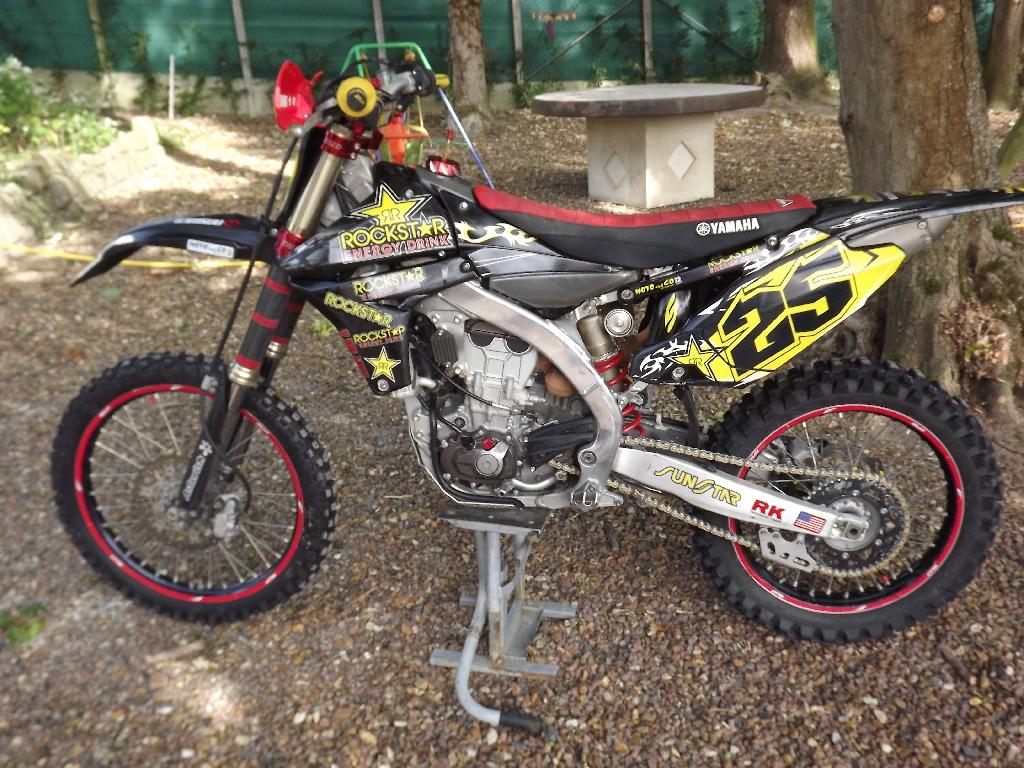 motocross 450 occasion
