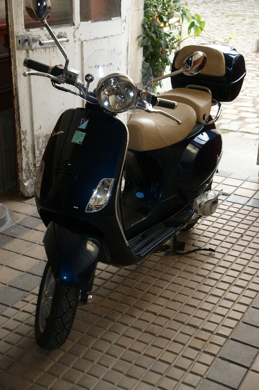VESPA LXV 125  2009 photo 1