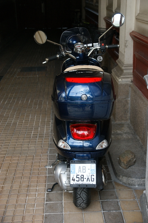 VESPA LXV 125  2009 photo 3