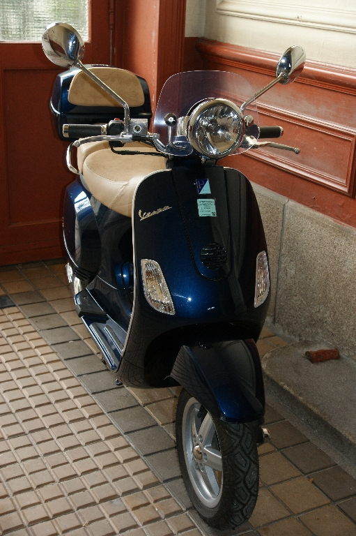 VESPA LXV 125  2009 photo 5