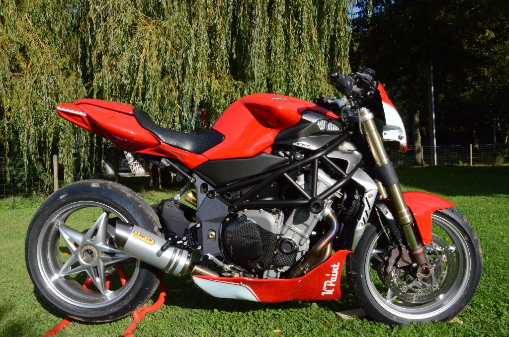 MV AGUSTA Brutale 750  2005 photo 1