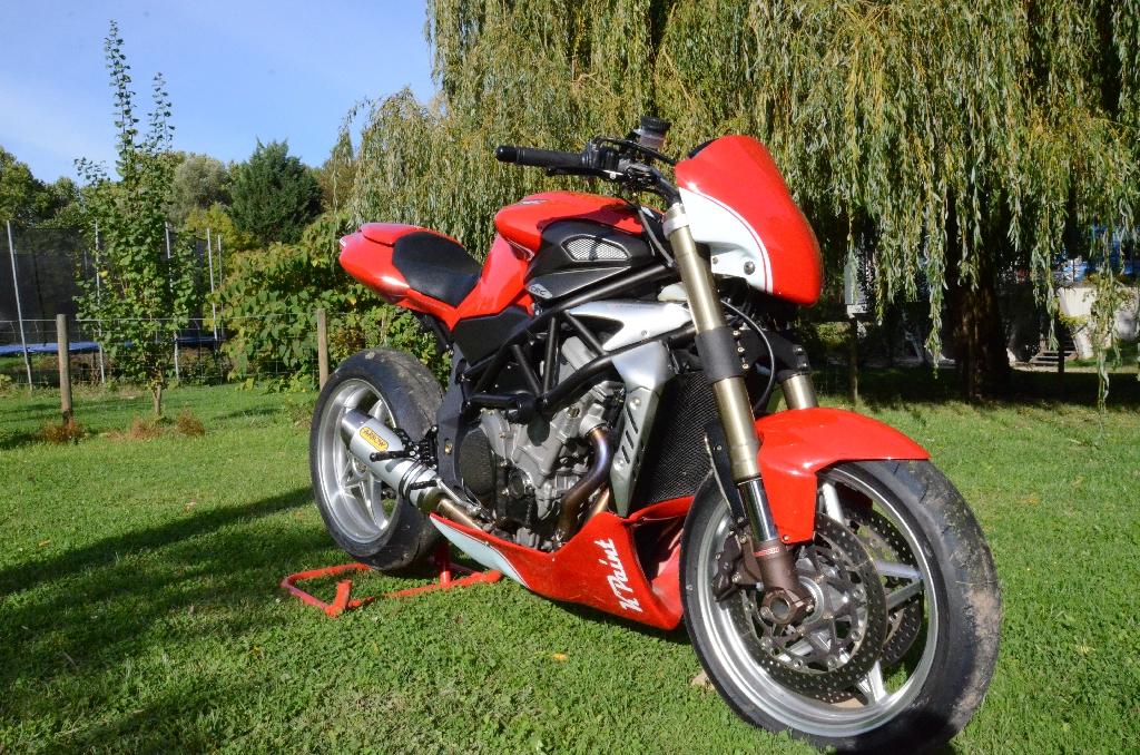 MV AGUSTA Brutale 750  2005 photo 3