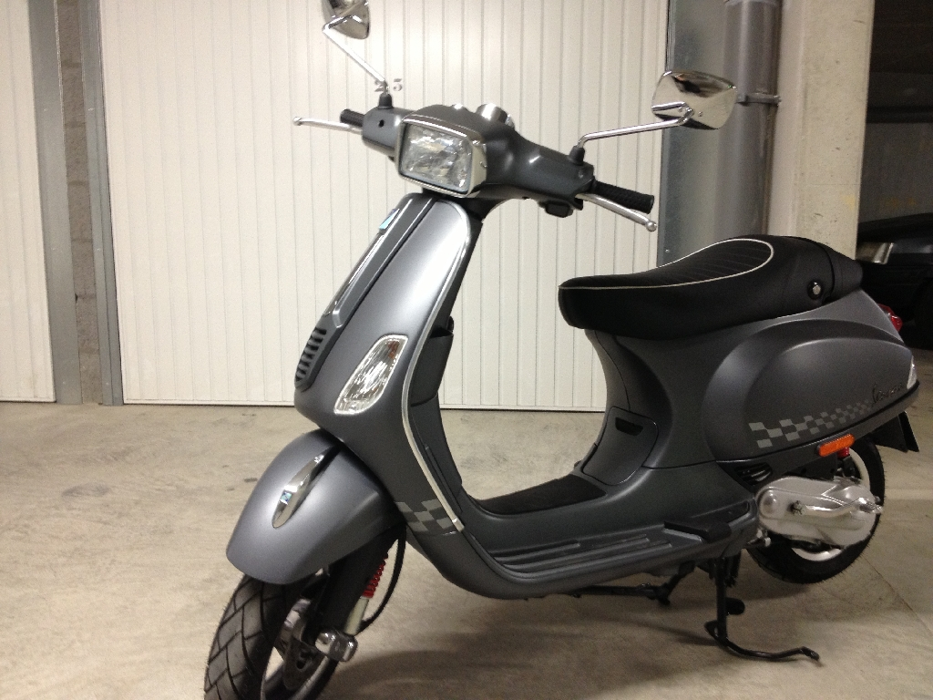 vespa s 50 sport 2012 d occasion 35000 rennes ille et vilaine 600 km 1 890. Black Bedroom Furniture Sets. Home Design Ideas
