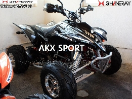 Quad occasion : SHINERAY XY 250 STIXE ST9E