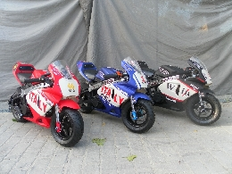 Moto occasion : AUCUNE Pocket Bike Racing 49