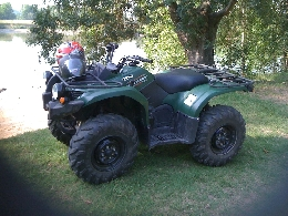 Quad occasion : YAMAHA Grizzly 450