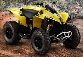 Quad occasion : CAN-AM BOMBARDIER Renegade 800 R