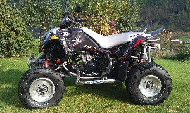 Quad occasion : POLARIS Outlaw 500