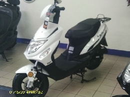Scooter occasion : TNT Roma 50