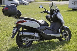 Scooter occasion : YAMAHA X-Max 125